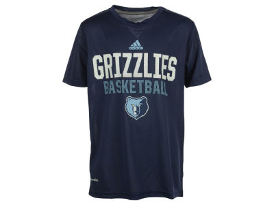 Memphis Grizzlies NBA Youth Beta Rays Climalite T-Shirt