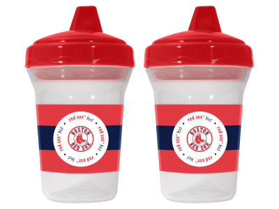 Boston Red Sox 2-pack Sippy Cup Set