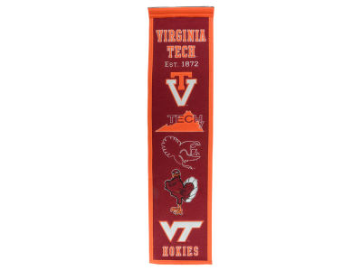 Virginia Tech Hokies Heritage Banner