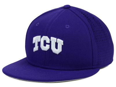 Texas Christian Horned Frogs Nike NCAA Authentic Vapor Fitted Cap