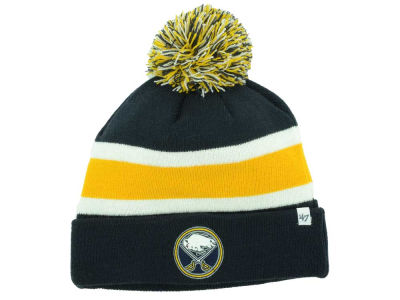 Buffalo Sabres '47 NHL Breakaway Pom Knit