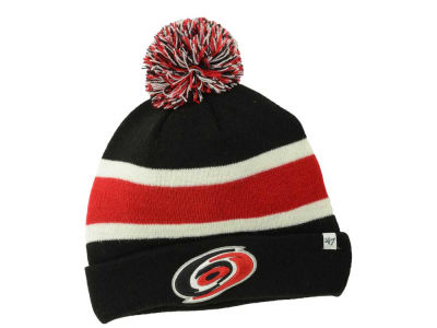 Carolina Hurricanes '47 NHL Breakaway Pom Knit
