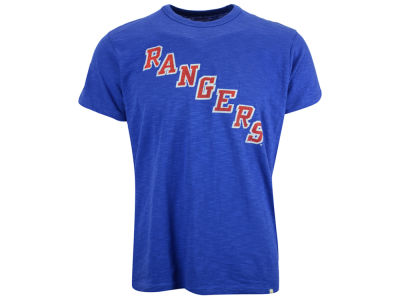 New York Rangers '47 NHL Scrum Logo T-Shirt