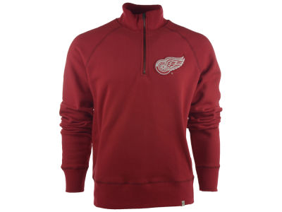 Detroit Red Wings '47 NHL Men's X-Check 1/4 Zip Pullover Shirt