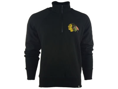 Chicago Blackhawks '47 NHL Men's X-Check 1/4 Zip Pullover Shirt