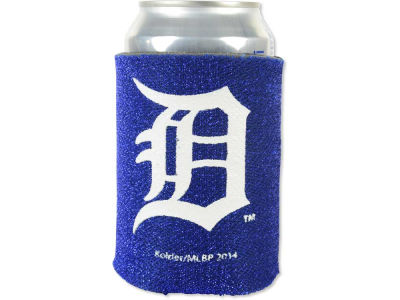 Detroit Tigers Glitter Can Coozie