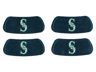 Seattle Mariners 2 Pair Eyeblack Sticker
