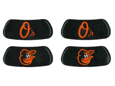 Baltimore Orioles 2 Pair Eyeblack Sticker