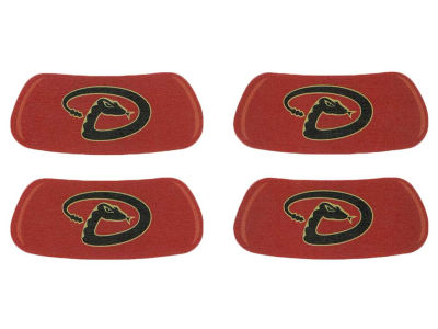Arizona Diamondbacks 2 Pair Eyeblack Sticker