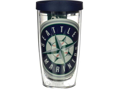 Seattle Mariners 16oz. Colossal Wrap Tumbler with Lid