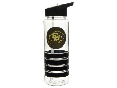 Colorado Buffaloes Flip Top Water Bottle