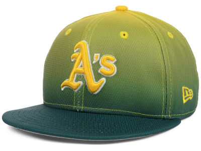 Oakland Athletics New Era MLB Diamond Gradation 59FIFTY Cap