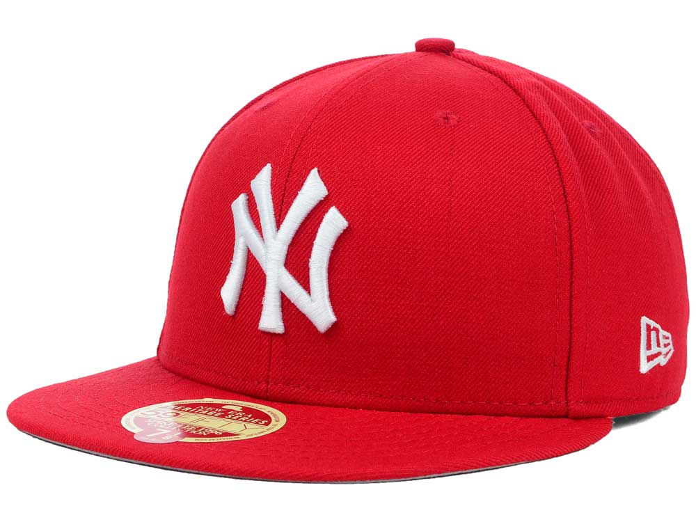 New York Yankees New Era MLB Spike Lee Wool Exclusive 59FIFTY Cap ... 84ea95fa30a