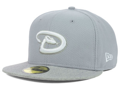 Arizona Diamondbacks New Era MLB Diamond Heather 59FIFTY Cap