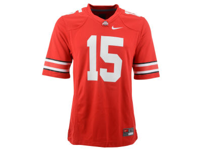 Ohio State Buckeyes #15 Nike NCAA Replica Football Game Jersey