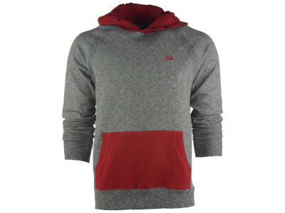 New Era Branded Snap Front Popover Hoodie