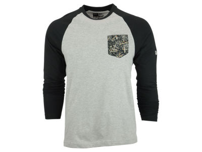 New Era Branded Liberty Pocket Raglan Shirt