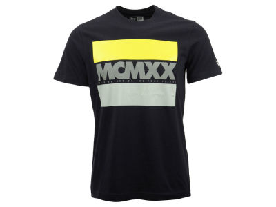 New Era Branded MCMXX Reflective T-Shirt