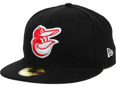 Baltimore Orioles New Era BR Stock 59FIFTY Cap