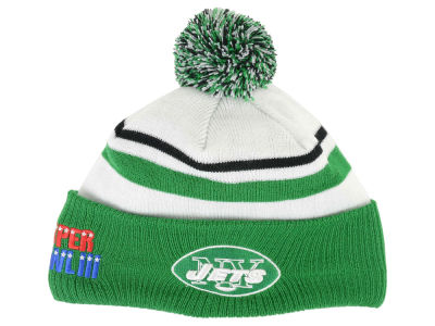 New York Jets New Era NFL Patch Is Proof Knit Cap