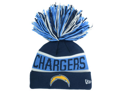 San Diego Chargers New Era NFL The Enthusiast Knit