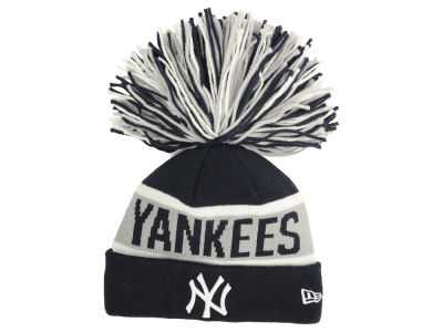 New York Yankees New Era MLB The Enthusiast Knit