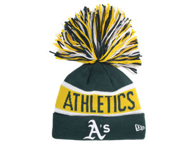 Oakland Athletics New Era MLB The Enthusiast Knit