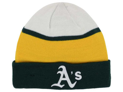 Oakland Athletics New Era MLB Winter Block Knit