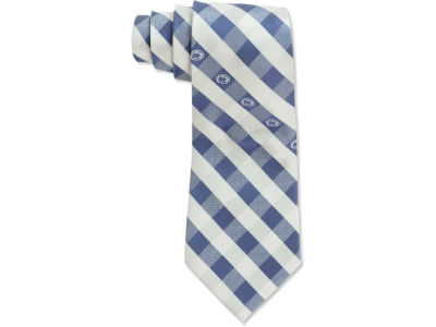 Penn State Nittany Lions Polyester Checked Tie