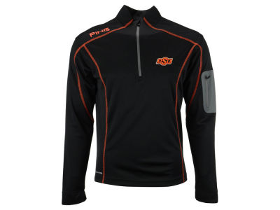 Oklahoma State Cowboys NCAA Custom Ranger Quarter Zip Jacket
