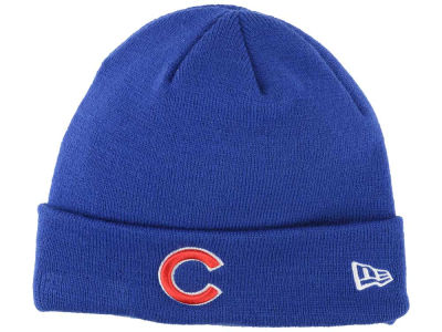 Chicago Cubs New Era MLB Basic Cuffed Knit