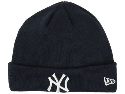 New York Yankees New Era MLB Basic Cuffed Knit