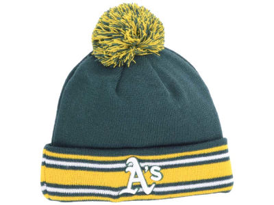 Oakland Athletics New Era MLB AC Knit
