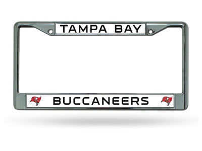 Tampa Bay Buccaneers Chrome Frame