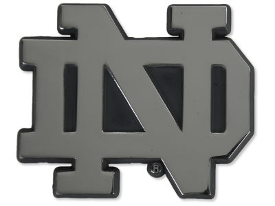 Notre Dame Fighting Irish Die Cut Auto Emblem