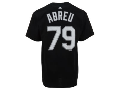 Chicago White Sox Jose Abreu Majestic MLB Men's Official Player T-Shirt
