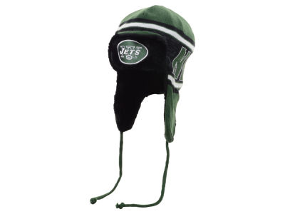 New York Jets New Era NFL 2014 Word Trap Knit