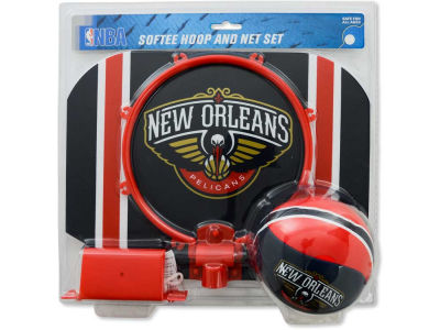 New Orleans Pelicans Slam Dunk Hoop Set
