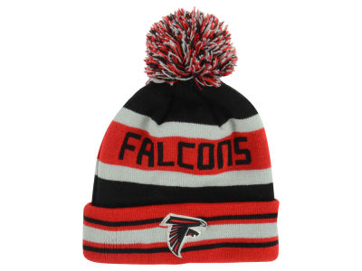 Atlanta Falcons New Era NFL Team Color Black Jake Knit