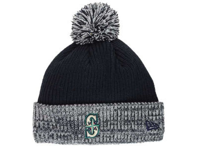 Seattle Mariners New Era MLB Flurry Frost Knit