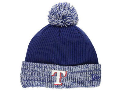 Texas Rangers New Era MLB Flurry Frost Knit