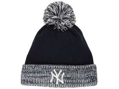 New York Yankees New Era MLB Flurry Frost Knit