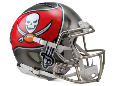 Tampa Bay Buccaneers Speed Authentic Helmet