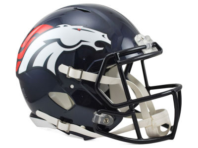 Denver Broncos Speed Authentic Helmet