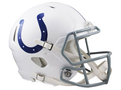Indianapolis Colts Speed Authentic Helmet