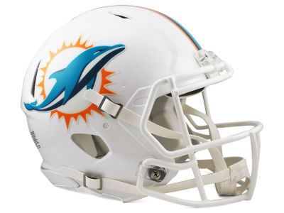 Miami Dolphins Speed Authentic Helmet