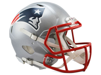 New England Patriots Speed Authentic Helmet