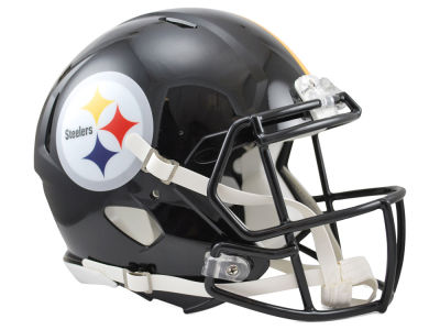 Pittsburgh Steelers Speed Authentic Helmet