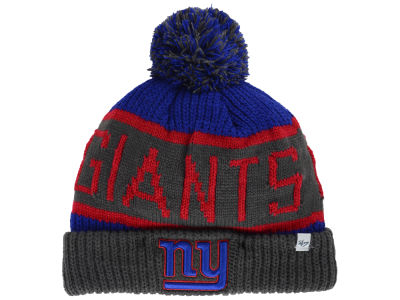 New York Giants '47 NFL 2014 Gray Calgary Knit