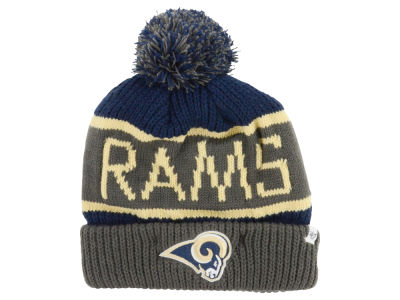 St. Louis Rams '47 NFL 2014 Gray Calgary Knit